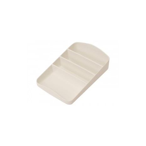 SACHET HOLDER IVORY MELAMINE