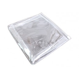Transparant Toilet-zakje