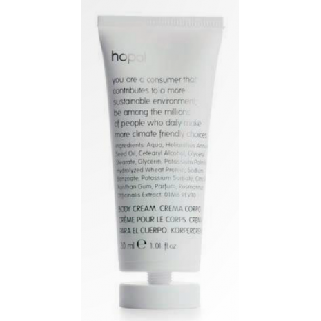 Body cream in tube 30ml