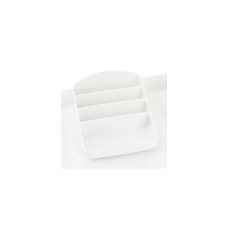 SACHET HOLDER WHITE MELAMINE